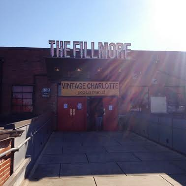 Vintage Charlotte at The Fillmore