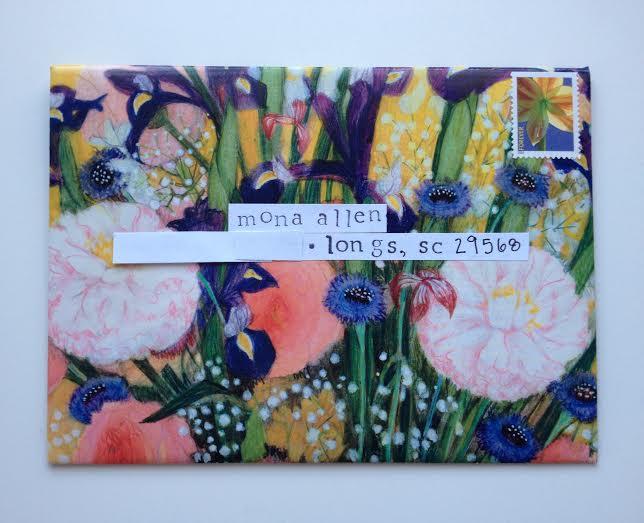 calendar envelope