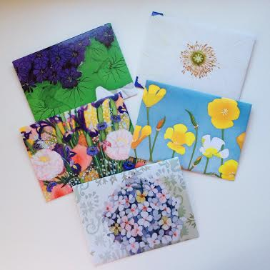 calendar envelopes