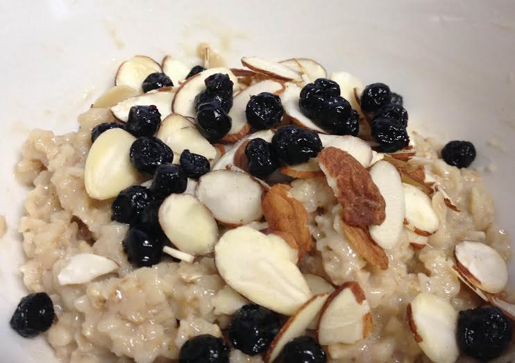 Best Blueberry Oatmeal Ever – recipe