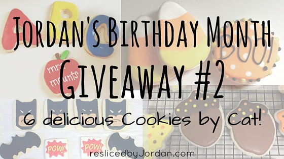 Birthday Month Giveaway #2
