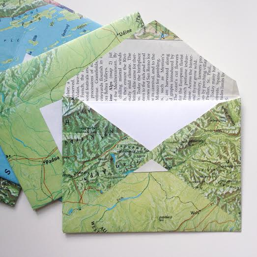 map envelope 1