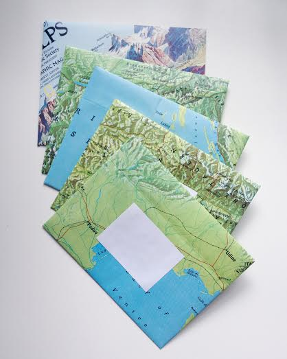 map envelope 3