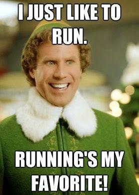 running elf