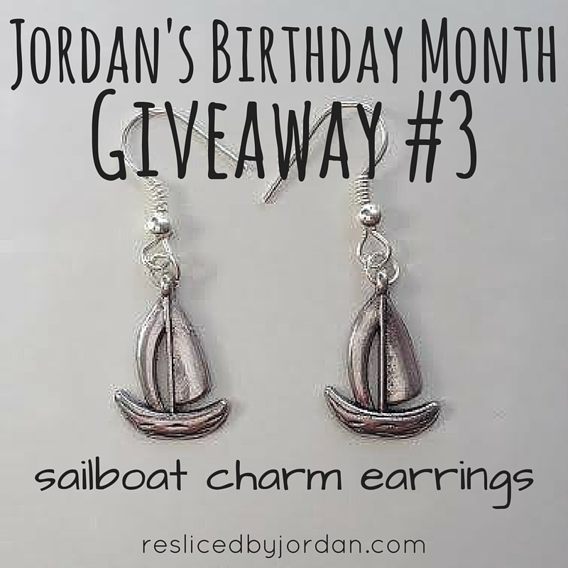 Birthday Month Giveaway #3