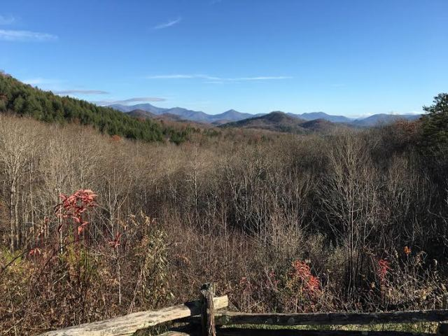 blue ridge mtn