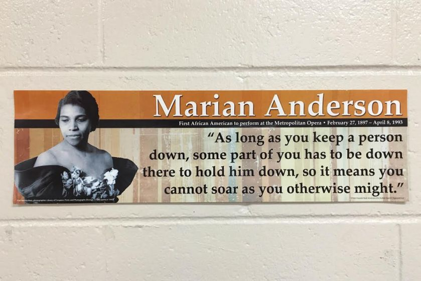 marian anderson quote