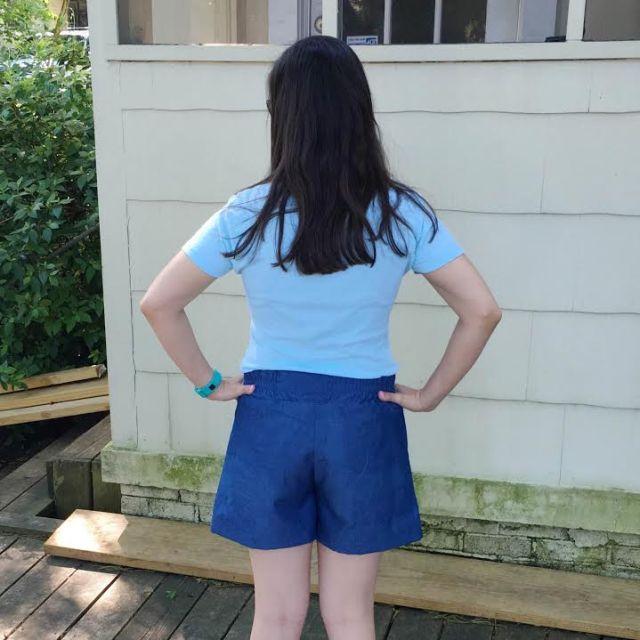 parkside shorts 2