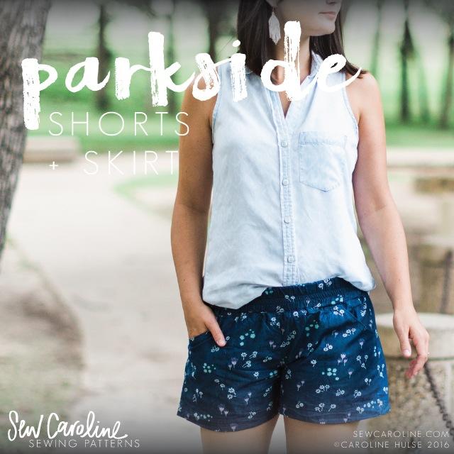 ParksideShortsandSkirtCoverSquare