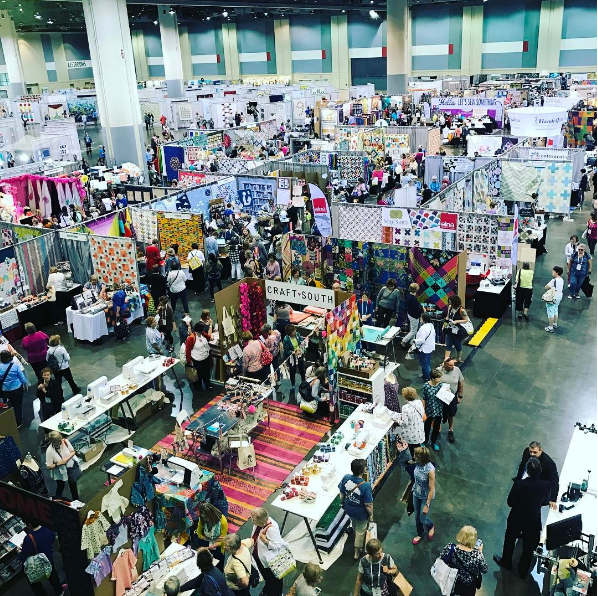 quiltcon-overhead