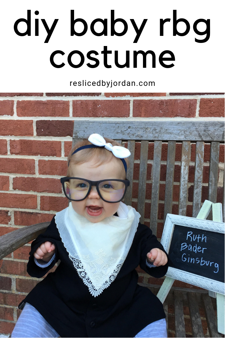 The Making of Baby RBG: A Halloween DIY