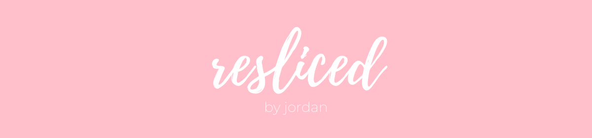 resliced by Jordan